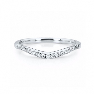 1/6 ct. tw. Diamond Promise Ring in 10K Gold